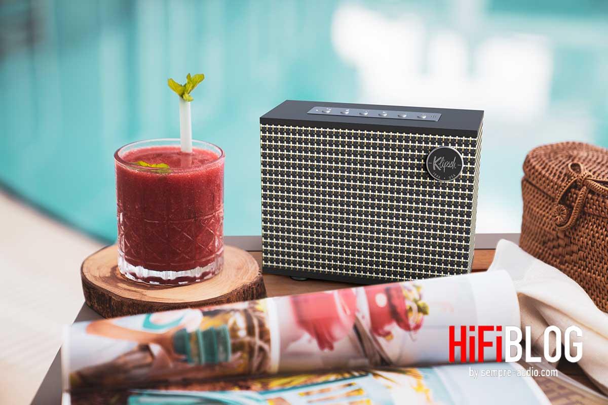 Klipsch Heritage Groove Portable im Test 07