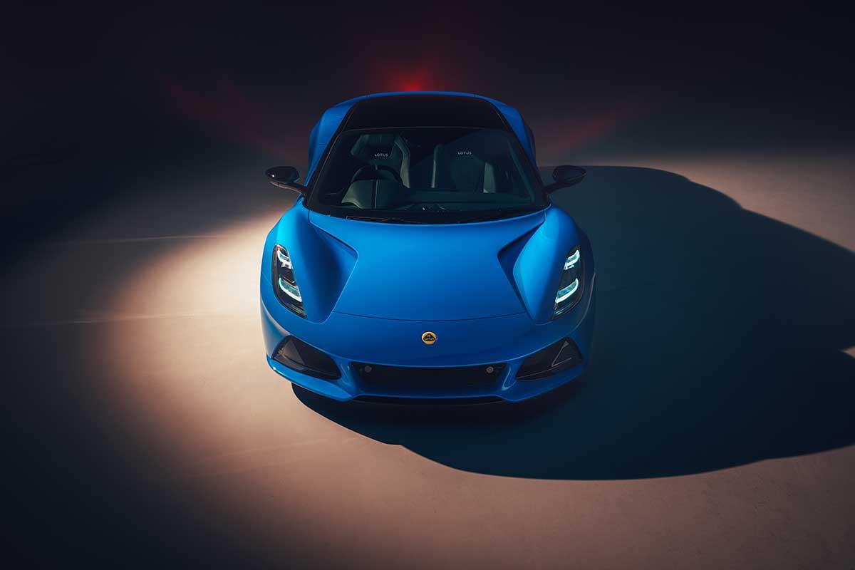 Lotus Emira KEF Premium Audio System KEF Uni Q Chassis 01