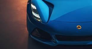 Lotus Emira mit KEF Uni-Q Chassis