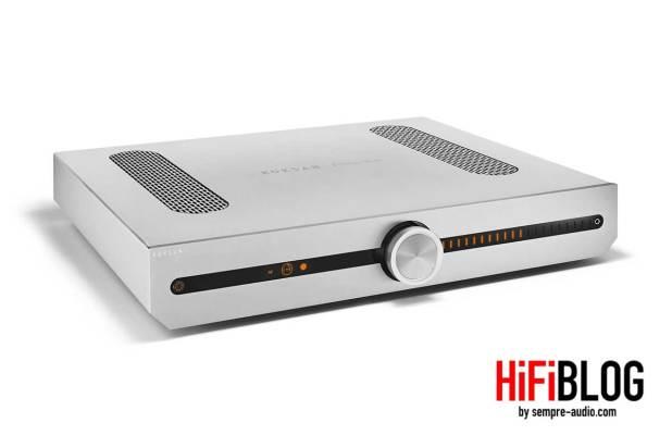Roksan Attessa Integrated Amplifier 01