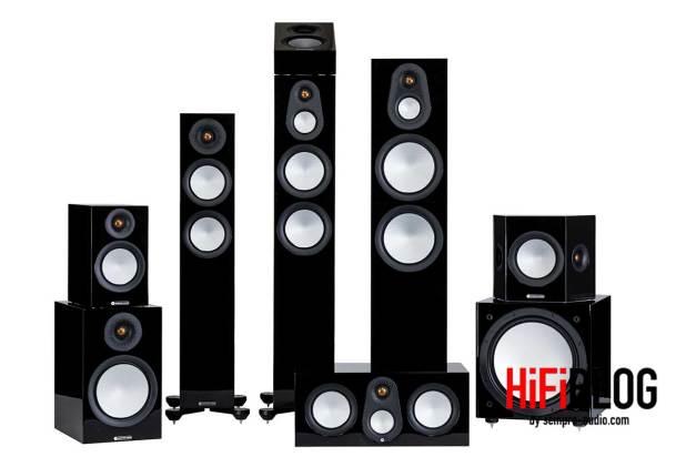 Monitor Audio Silver Series 7G 15