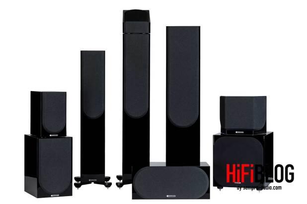 Monitor Audio Silver Series 7G 16