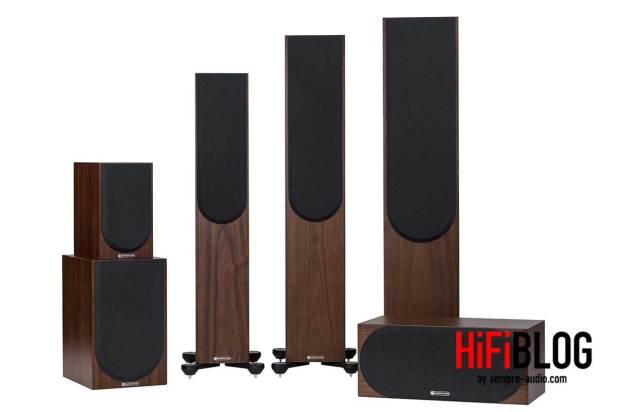 Monitor Audio Silver Series 7G 18
