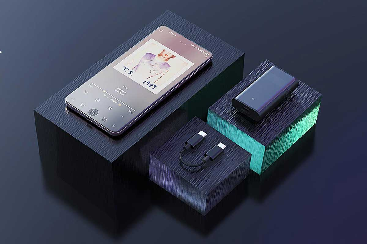 Shanling UP5 Bluetooth Amplifier