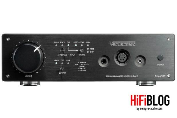 Violectric DHA V380 2