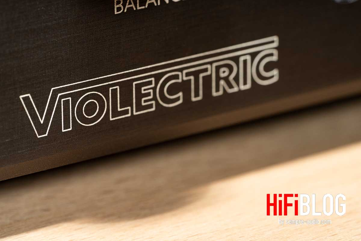 Violectric DHA V590 2 and Violectric DHA V380 2