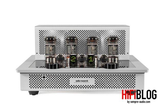 Foto © Audio Research Corporation - Audio Research I/50 Integrated - Neuer Stereo Vollverstärker