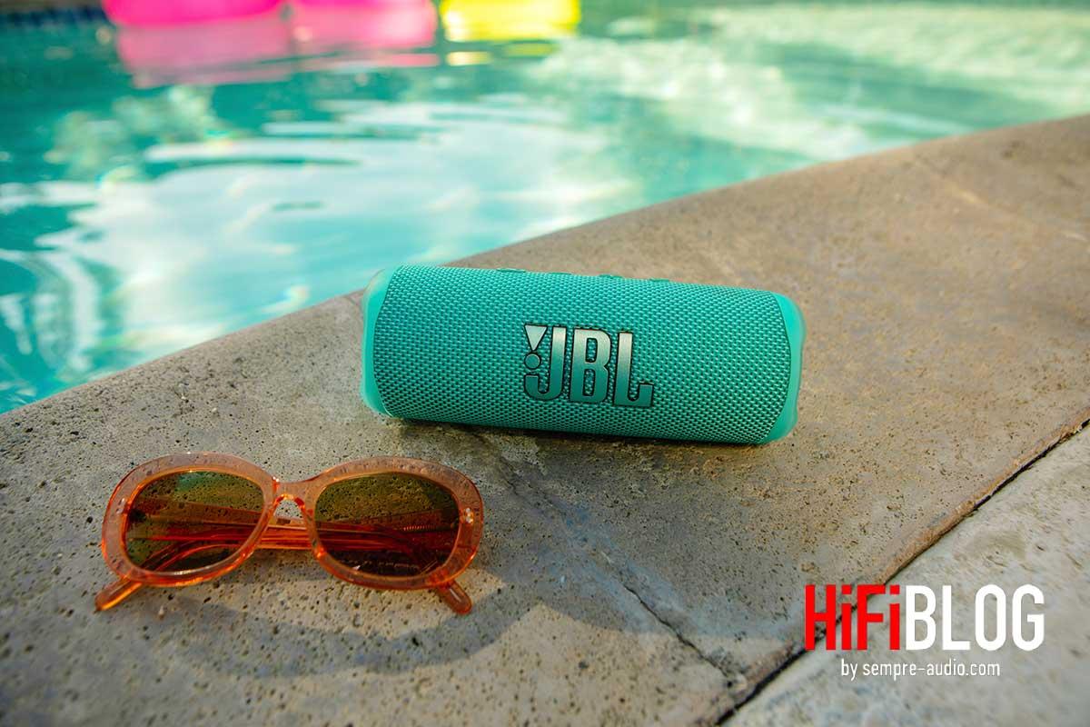 JBL Flip 6 Portable Waterproof Speaker