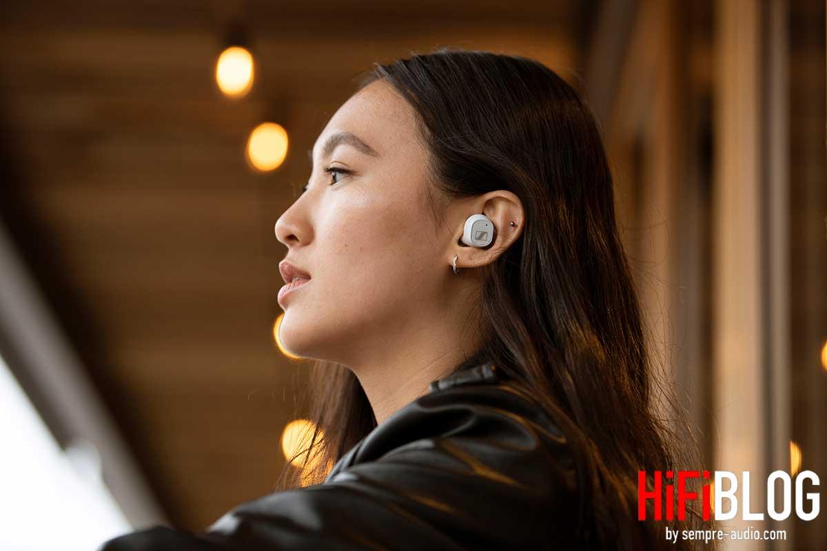 Foto © Sennheiser electronic GmbH & Co. KG - Sennheiser CX Plus True Wireless
