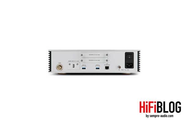 Foto © Aurender Inc. | Aurender N200 High-performance Caching Music Server and Streamer