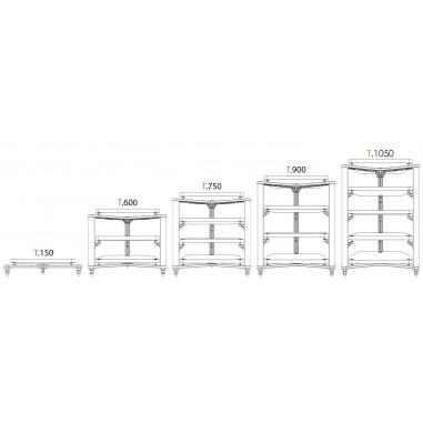 Centaure Tripode : meuble Hifi haut de gamme
