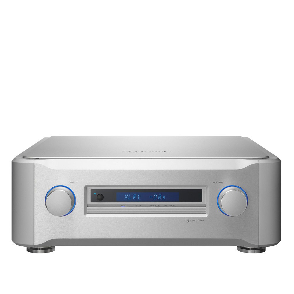 ESOTERIC C-02X Stereo Linestage Preamplifier