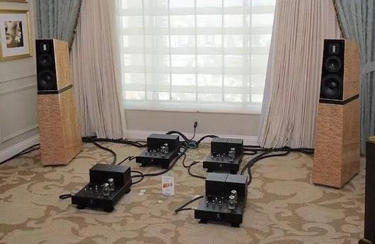 Verity audio lohengrin et lamm CES 2012