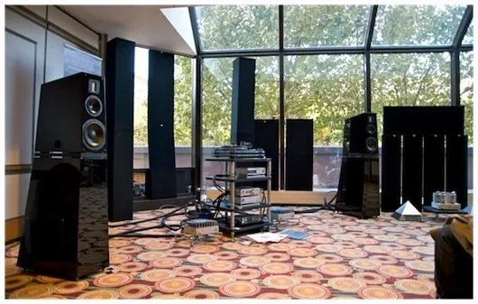 Verity audio lohengrin et nagra paris