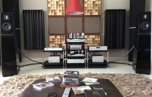 verity audio et Nagra et Zesto