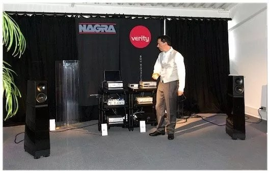 verity audio parsifal anniversary et nagra munich 2011