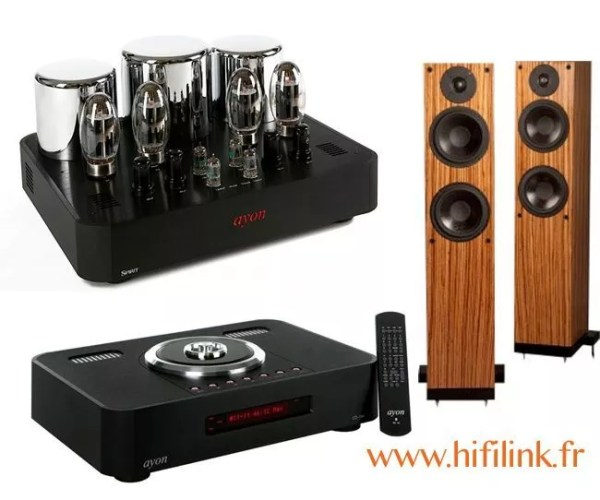 ensemble hifi ayon wilson benesch hifi link lyon geneve annecy grenoble. Black Bedroom Furniture Sets. Home Design Ideas