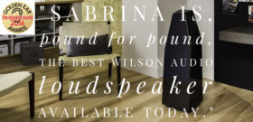 article golden ear 2016 wilson audio sabrina