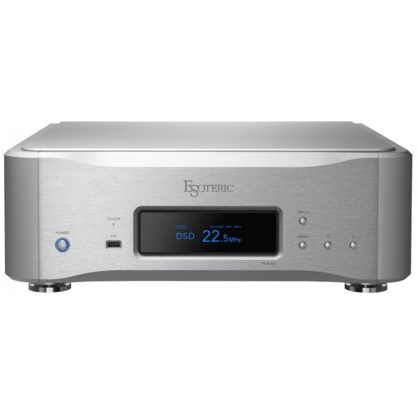 Esoteric N-01XD Network Audio Player - Esoteric from HiFi Sound UK