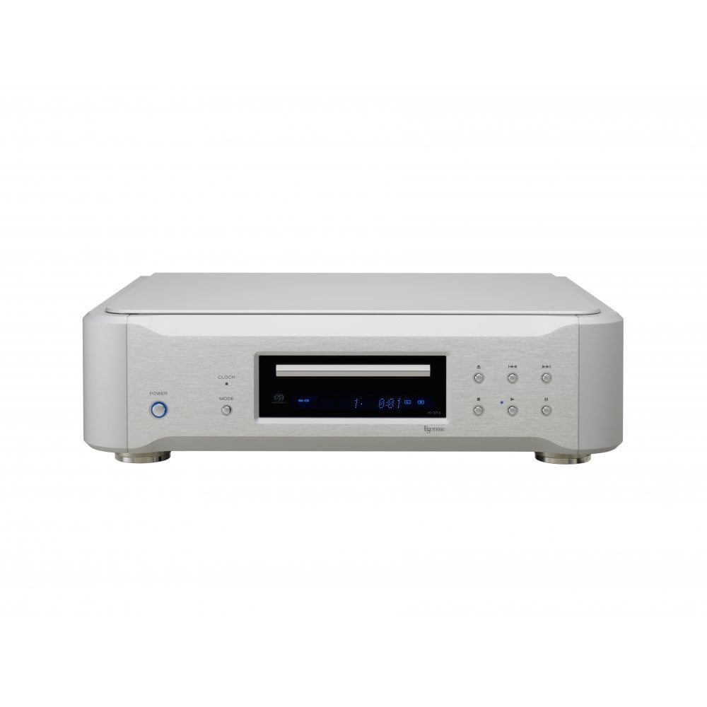 Esoteric K-07X Super Audio CD/CD Player - Esoteric from HiFi Sound UK