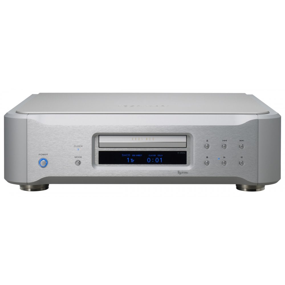 Esoteric K-05Xs Super Audio CD Player - Esoteric from HiFi Sound UK