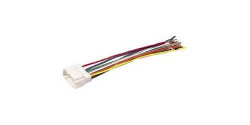 Metra 70-1721 Wiring Harness for 1998-2005 Acura and Honda