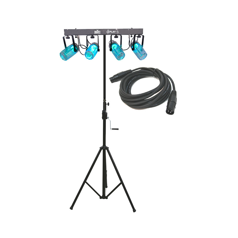 Chauvet DJ Lighting 4PLAYCL Beam Effect Stage LED Light