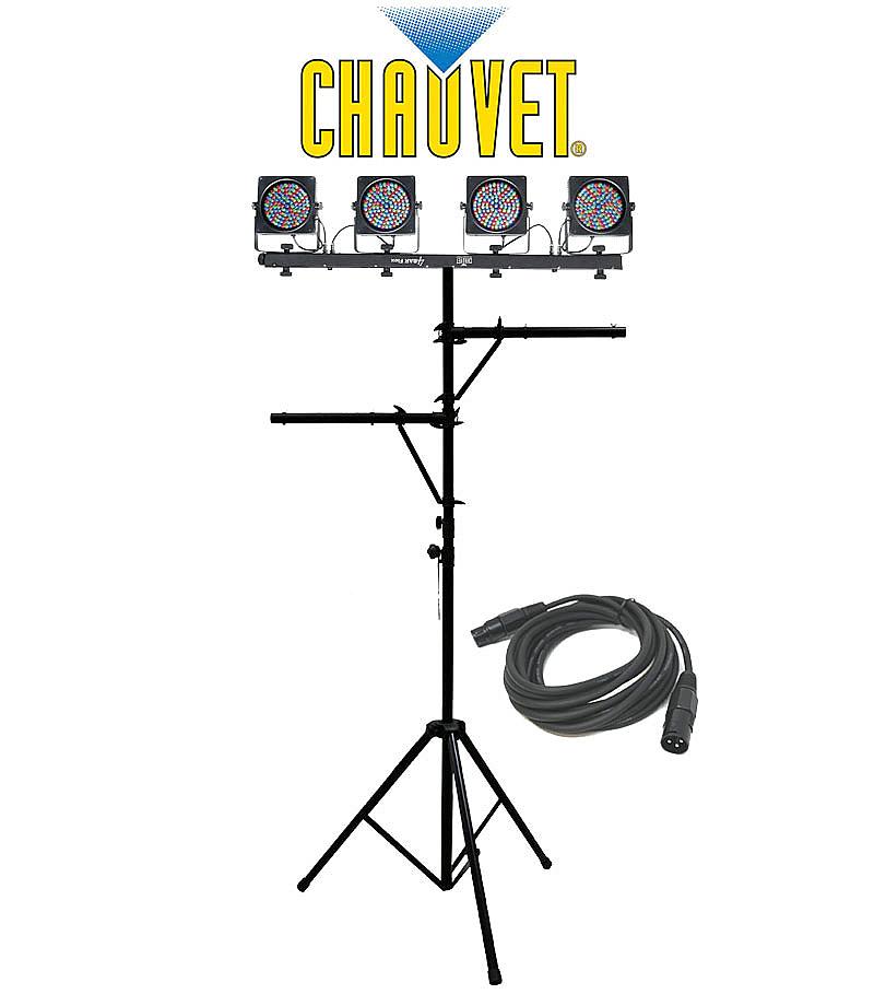 Chauvet DJ Lighting 4 Bar Flex Stage LED Color Wash Light