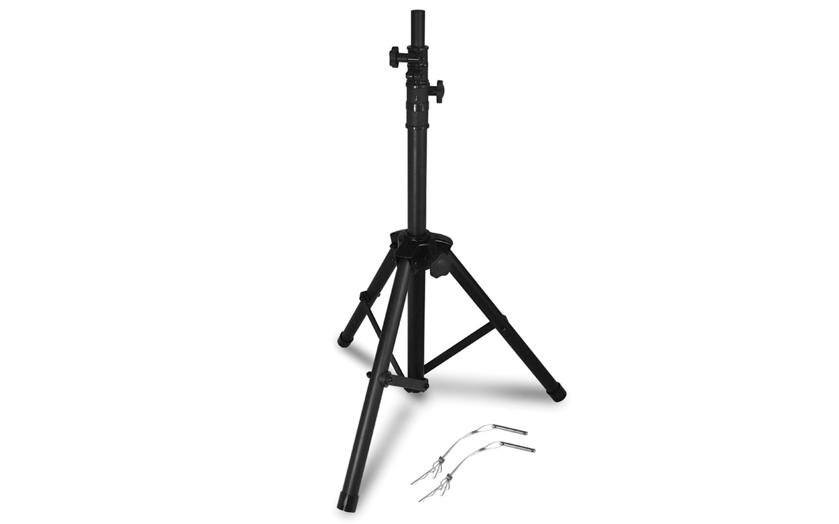 Alto Professional F8 Adjustable Speaker Tripod Stand for