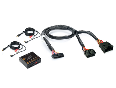 iSimple ISSB531 2 Auxiliary Audio Adapter Kit For Fits