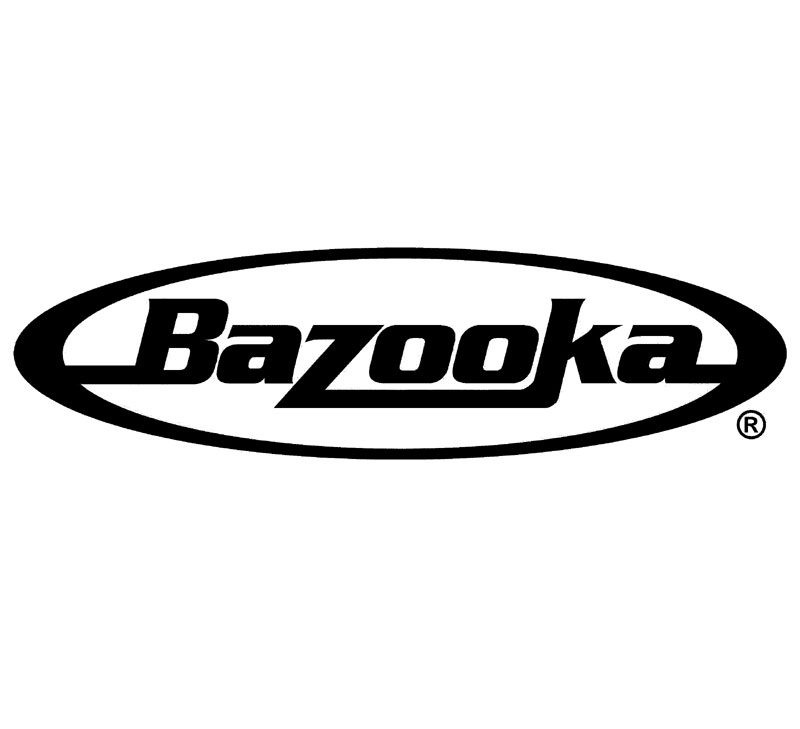 Bazooka CSA5/AWK Parts & Accessory Amplifier Wiring Kit