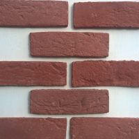 Brick Slips Cladding - Brick Cladding Facades - Faux Brick Facades - Red Brick Slips