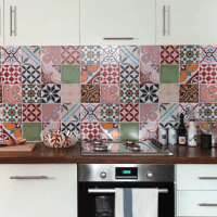 Kitchen Wall Panels - Hygiene Wall Panels - Bathroom Wall Panels - Thin Tile Hygiene Panels