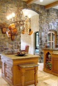 Kitchen Feature Walls | Cast Stone | Online Wall Cladding