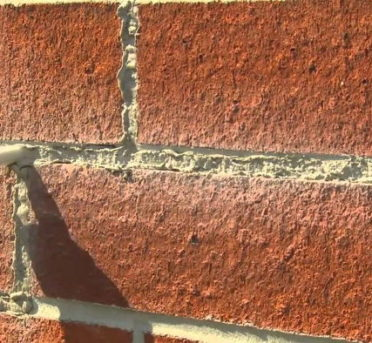 Brick Slip Pointing Mortar