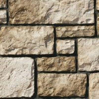 Faux Stone Facings - External Faux Stone Cladding - Faux Stone Wall Slips