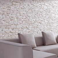 Internal White Stone Panels - Internal White Stone Cladding