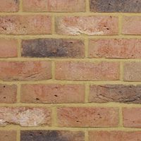 Red Stock Brick Slips