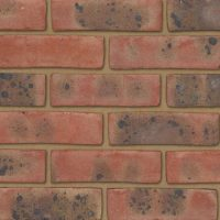 Multi Red Brick Veneers