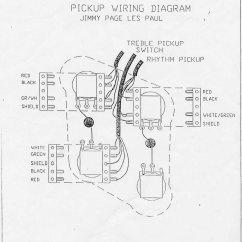 Gibson Guitar Wiring Diagrams Motion Sensor Light Diagram Australia Higgs Communications Jimmy Page Les Paul