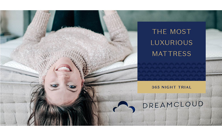 DreamCloud Mattress Helps To Heal Your Back Pain