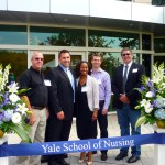 Shawmut Joins Yale School of Nursing for Dedication and Ribbon Cutting Ceremony