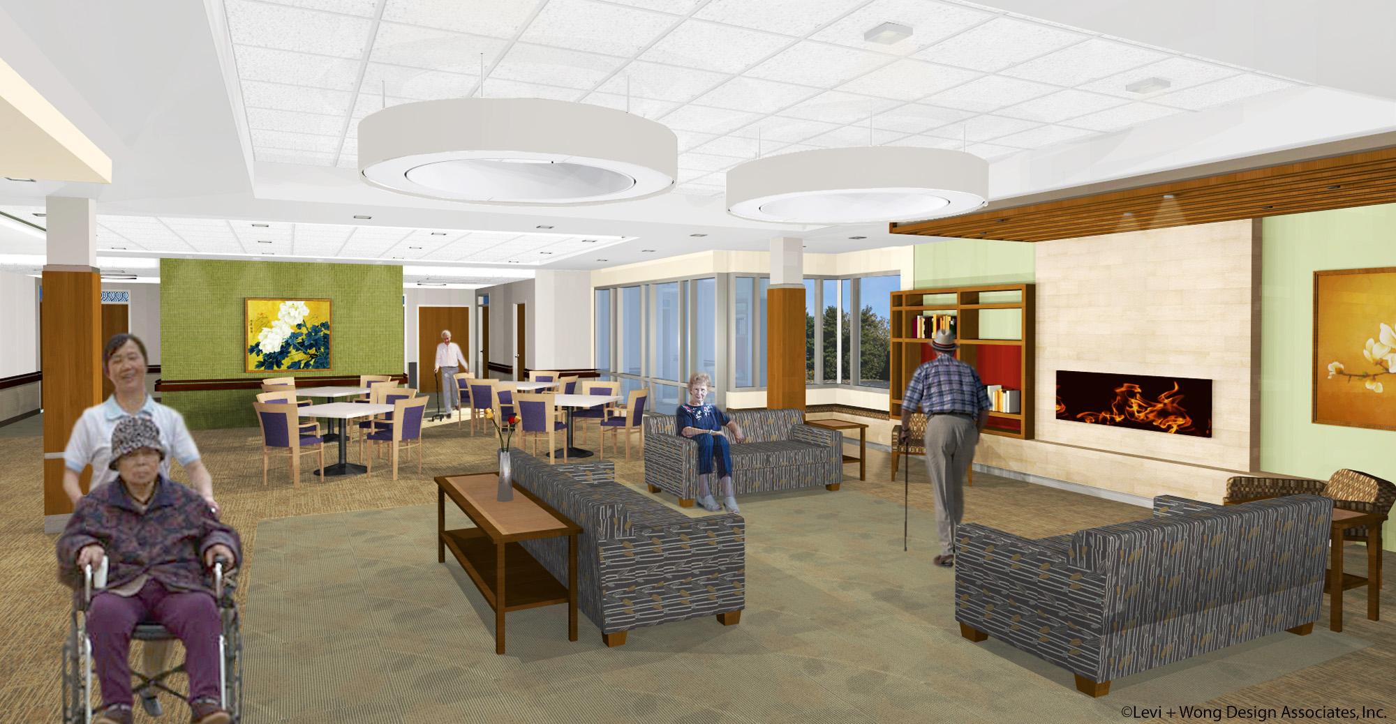 South Cove Manor Nursing Home Expands High Profile