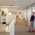 Veolia Office Achieves LEED Gold