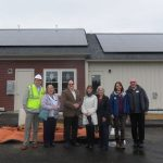 Monarch School Installs Solar Array