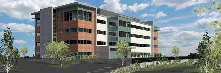 University Orthopedics New Building East Providence