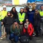 Dimeo Celebrates Topping Off at URI
