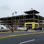 Construction Underway at Quincy Self Storage