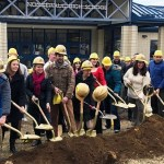 Renovation Kicked Off at Nonnewaug High School