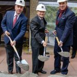 BU's School of Dental Medicine Breaks Ground